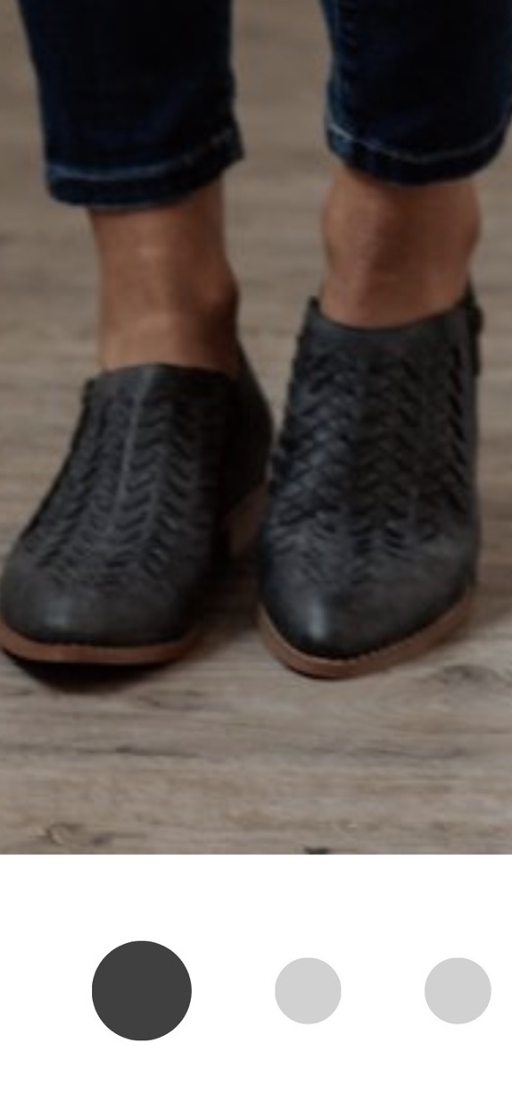 shoes booties basket weave leather flats