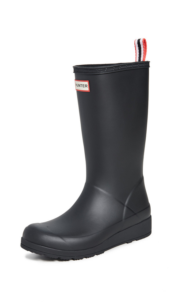 Hunter Boots Original Play Tall Boots in black