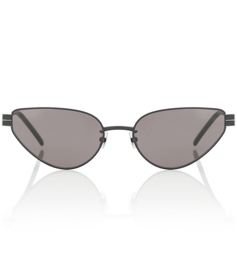 Saint Laurent Cat-eye sunglasses in black