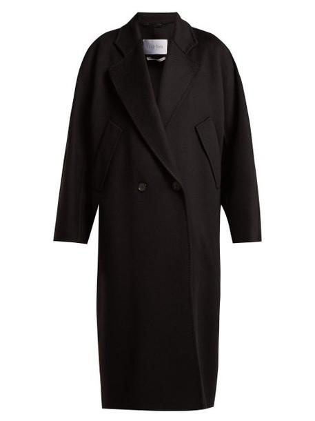 Max Mara - Zelig Coat - Womens - Black