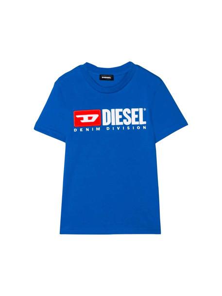Diesel Royal Blue T-shirt