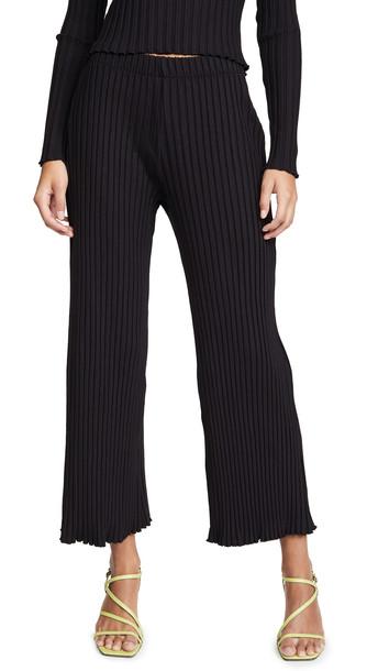 Simon Miller Alder Pants in black