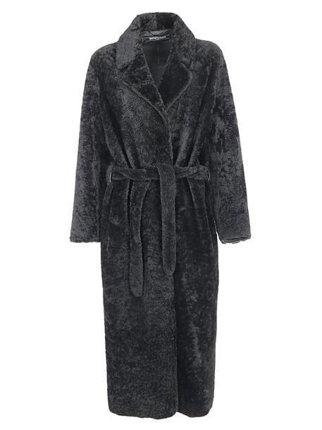 Simonetta Ravizza Arizona Coat in nero