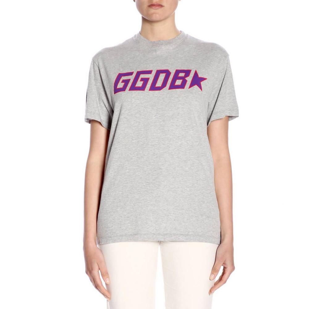 Golden Goose T-shirt T-shirt Women Golden Goose in grey