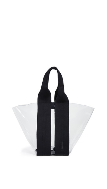 Rebecca Minkoff Fan Tote Bag in black