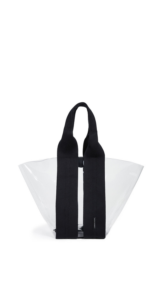 Rebecca Minkoff Fan Tote Bag in black