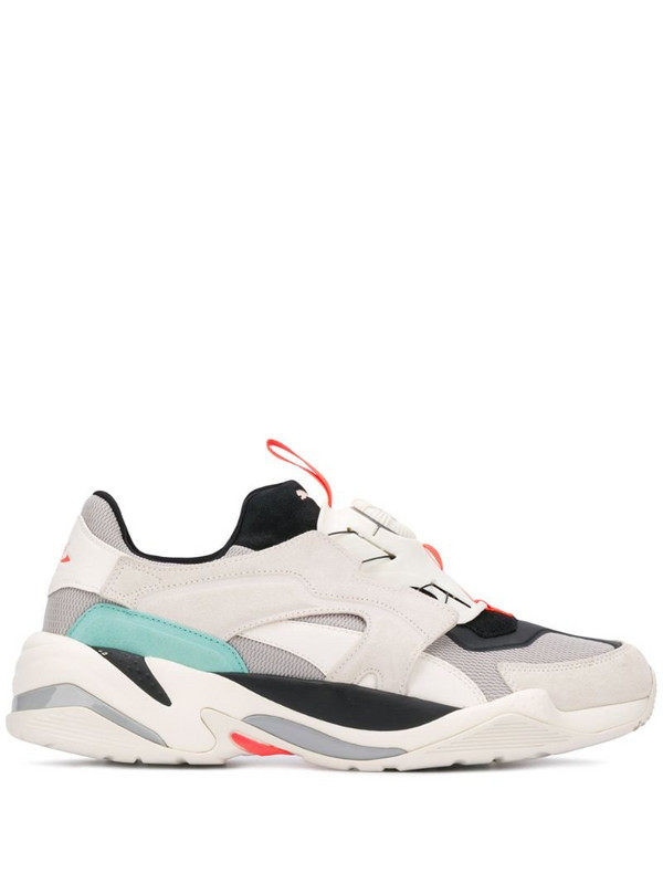 Puma Thunder Disc sneakers in white