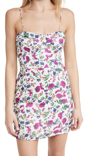 ViX Swimwear Clover Yama Short Dress in multi