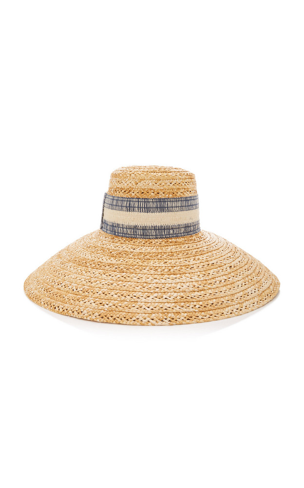 Eugenia Kim Mirabel Straw Hat in neutral