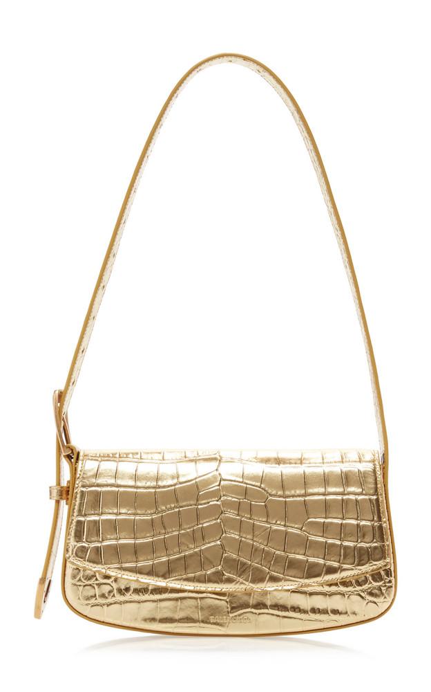 Balenciaga Baguette Belt Bag in gold