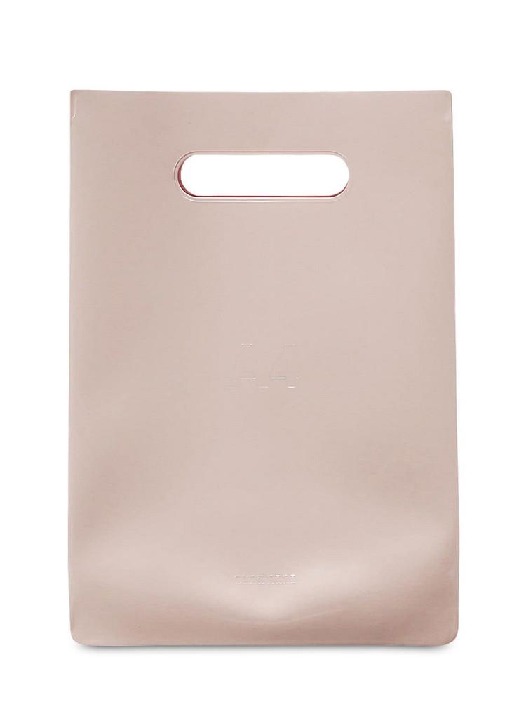 NANA NANA A4 Pvc Shopping Bag in pink