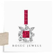 jewels,earrings,diamonds,gemstone,ruby,drop,dangle,jewelry,wedding,antique,boho jewelry,minimalist jewelry,bridal earrings
