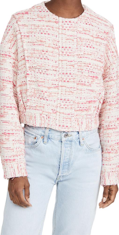 IRO Jengo Jacket in pink