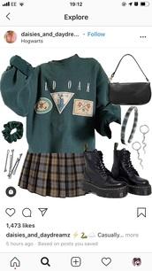 bag,green,y2k aesthetic