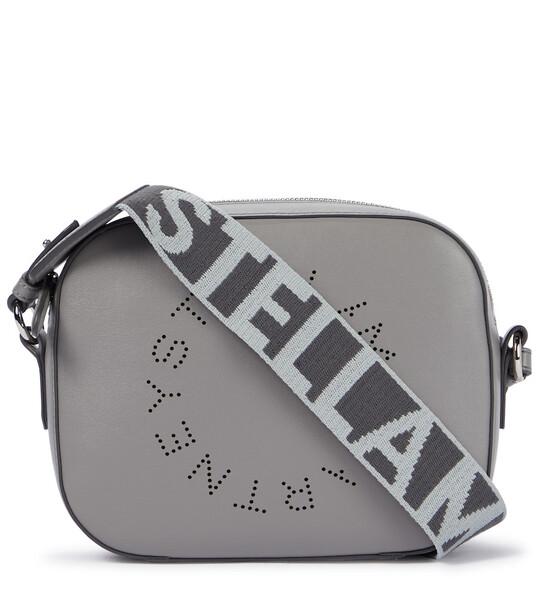 STELLA McCARTNEY Stella Logo Small tote in grey