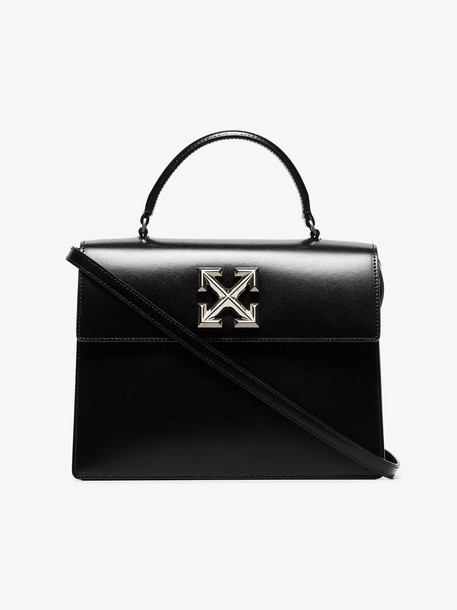 Off-White 2.8 Jitney shoulder bag in black
