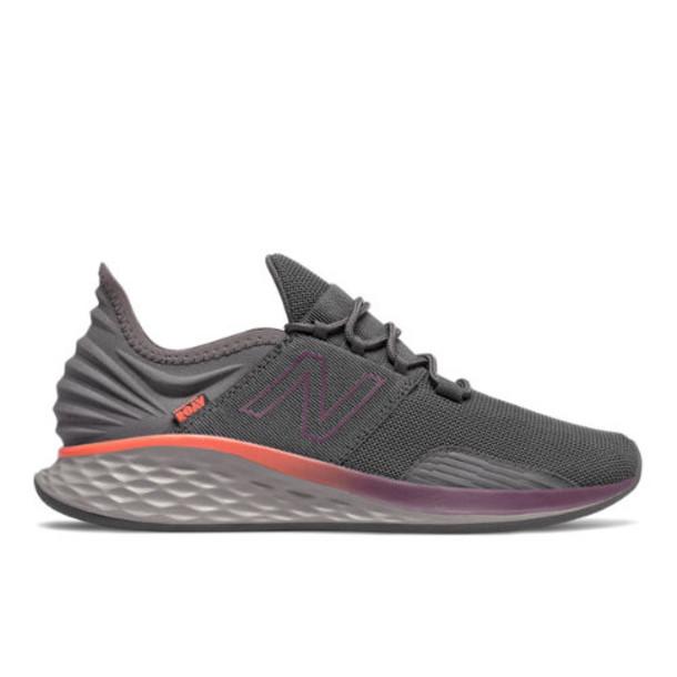 New Balance Fresh Foam Roav Boundries Men's Shoes - Grey/Purple (MROAVPG)