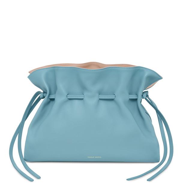Mansur Gavriel Protea Bag - Degas Blue/Puff