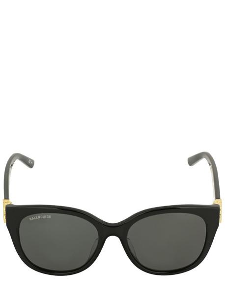 BALENCIAGA Dynasty Ct Af 0103sa Acetate Sunglasses in black