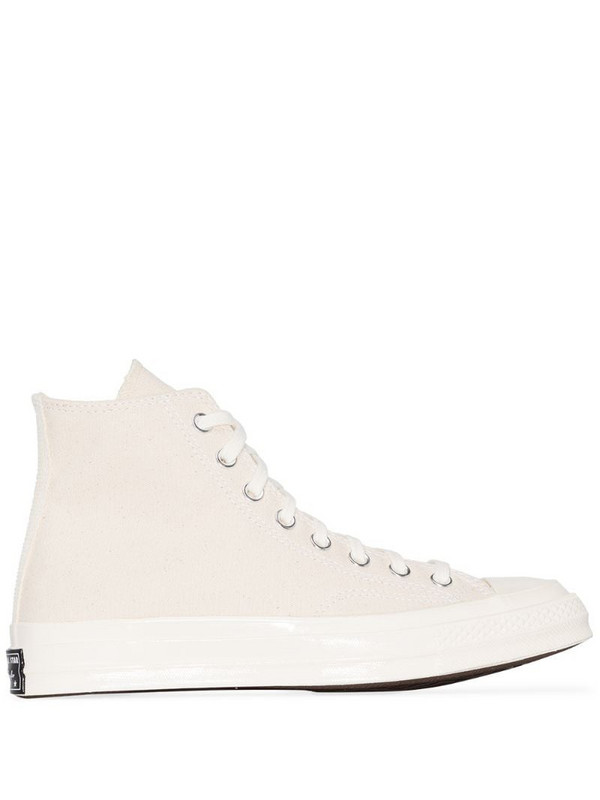 Converse Chuck 70mm high-top sneakers in white
