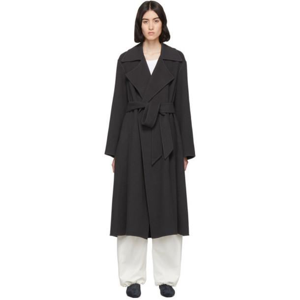 The Row Grey Efo Coat