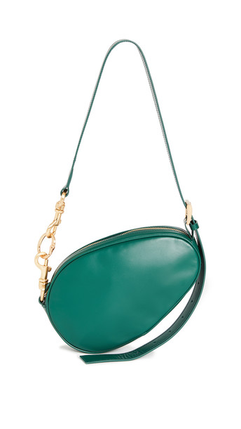 Reike Nen Middle Oval Bag in green