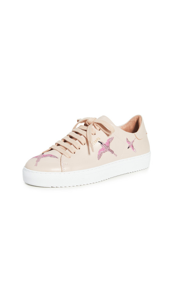 Axel Arigato Clean 90 Sneakers in pink