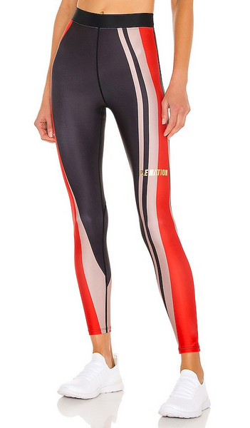 P.E Nation Pace Change Legging in print