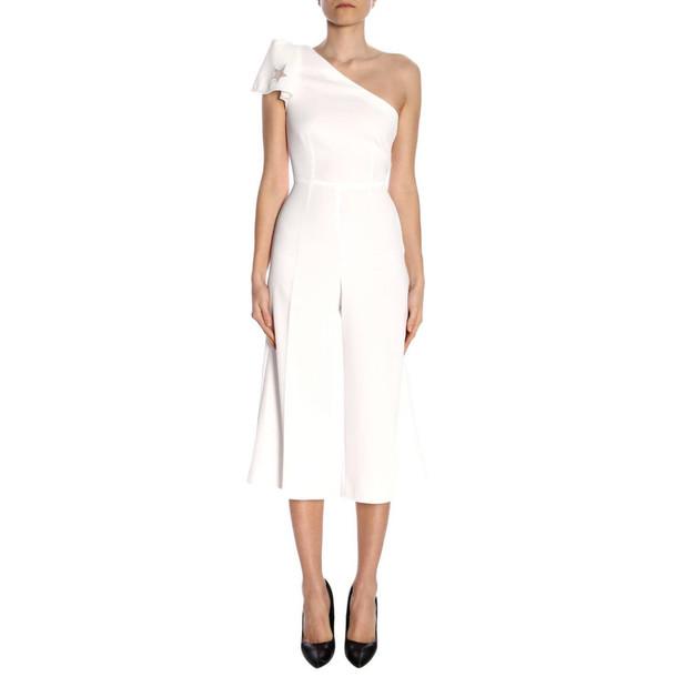 Elisabetta Franchi Celyn B. Elisabetta Franchi Dress Dress Women Elisabetta Franchi in white