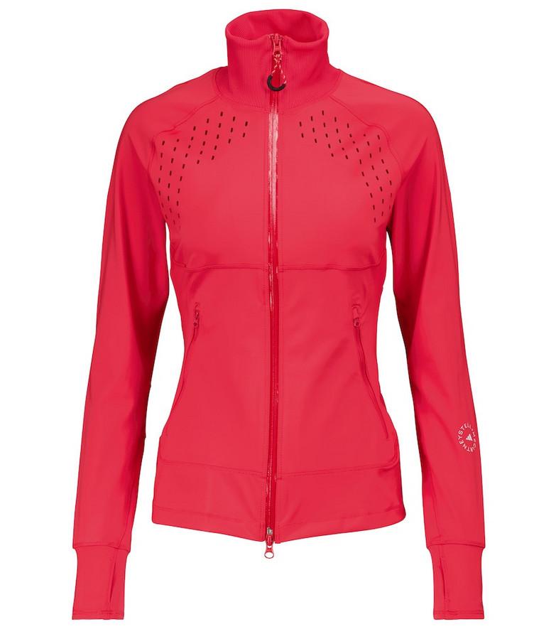 adidas by Stella McCartney TruePurpose training jacket in pink