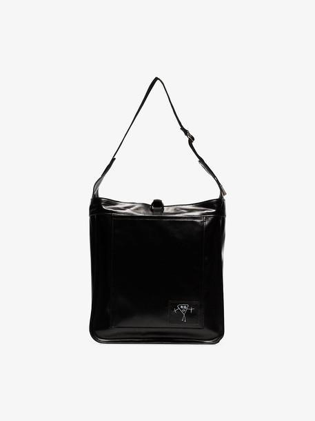Plan C Doodle shoulder bag in black
