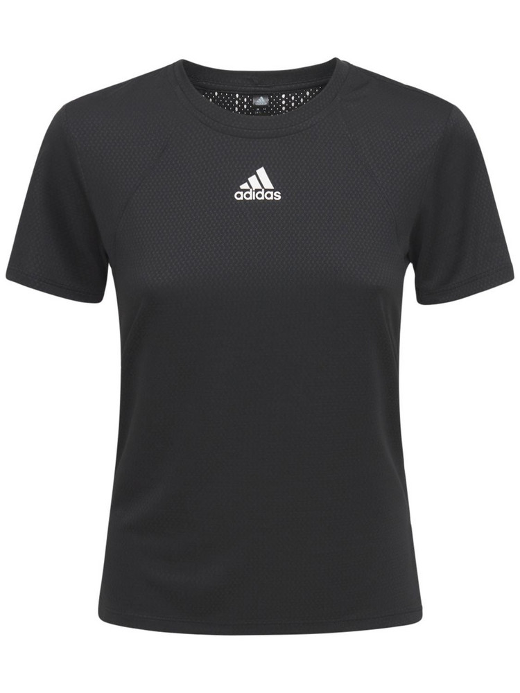 ADIDAS PERFORMANCE Trg H.rdy T-shirt in black