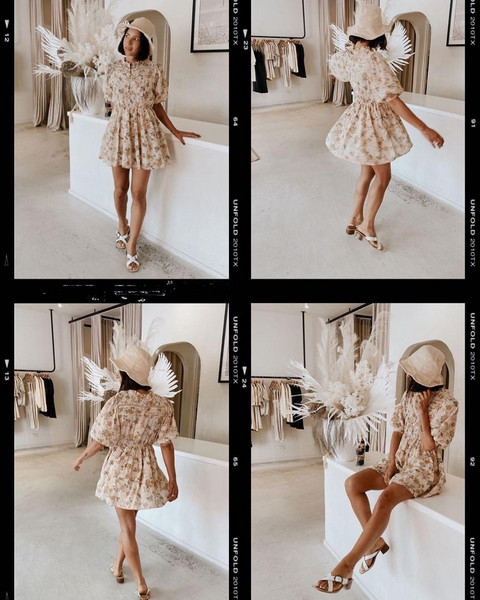 hat shoes dress