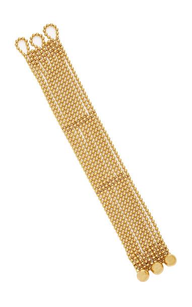 Eleuteri Vintage Cartier 18K Yellow Gold Bracelet