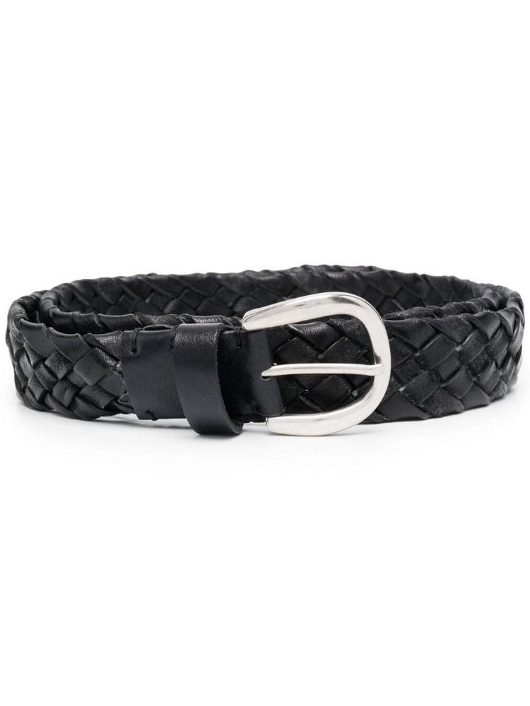 P.A.R.O.S.H. P.A.R.O.S.H. Bufy leather belt - Black