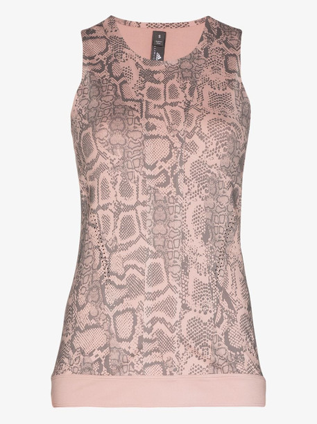 adidas X Stella McCartney Primeblue training tank top in pink
