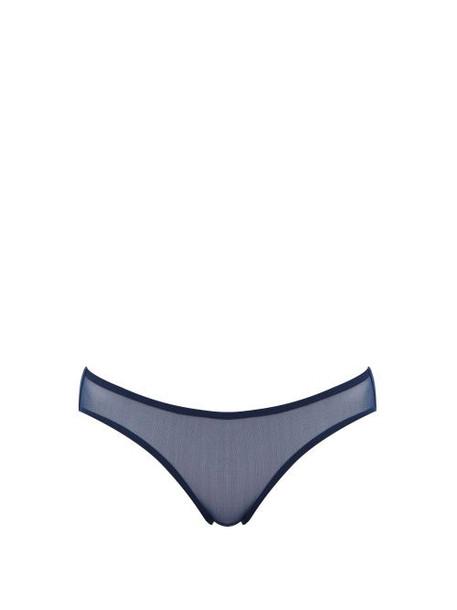 Eres - Bambin Tulle Briefs - Womens - Blue