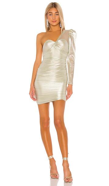 NBD Easton Mini Dress in Mint