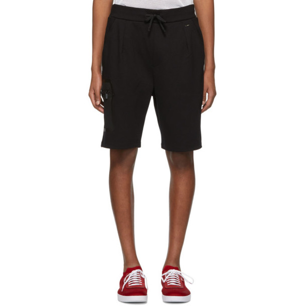 Hugo Black Dimes Cargo Shorts