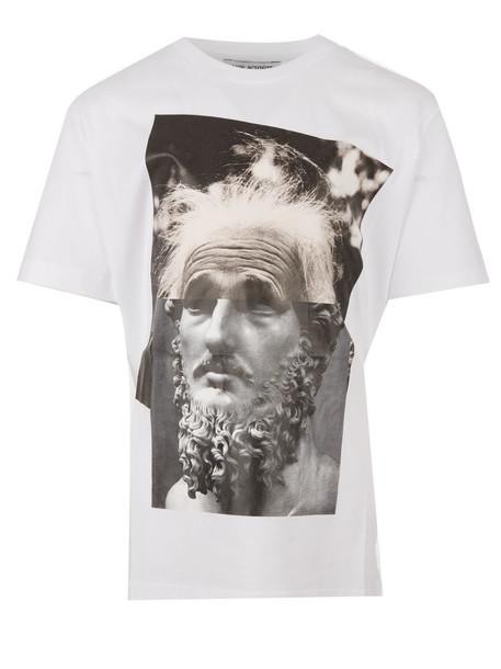 Neil Barrett Kids T-shirt in white