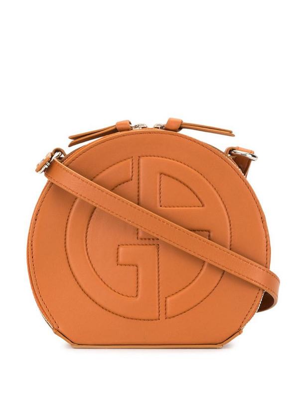 Giorgio Armani circle body crossbody bag