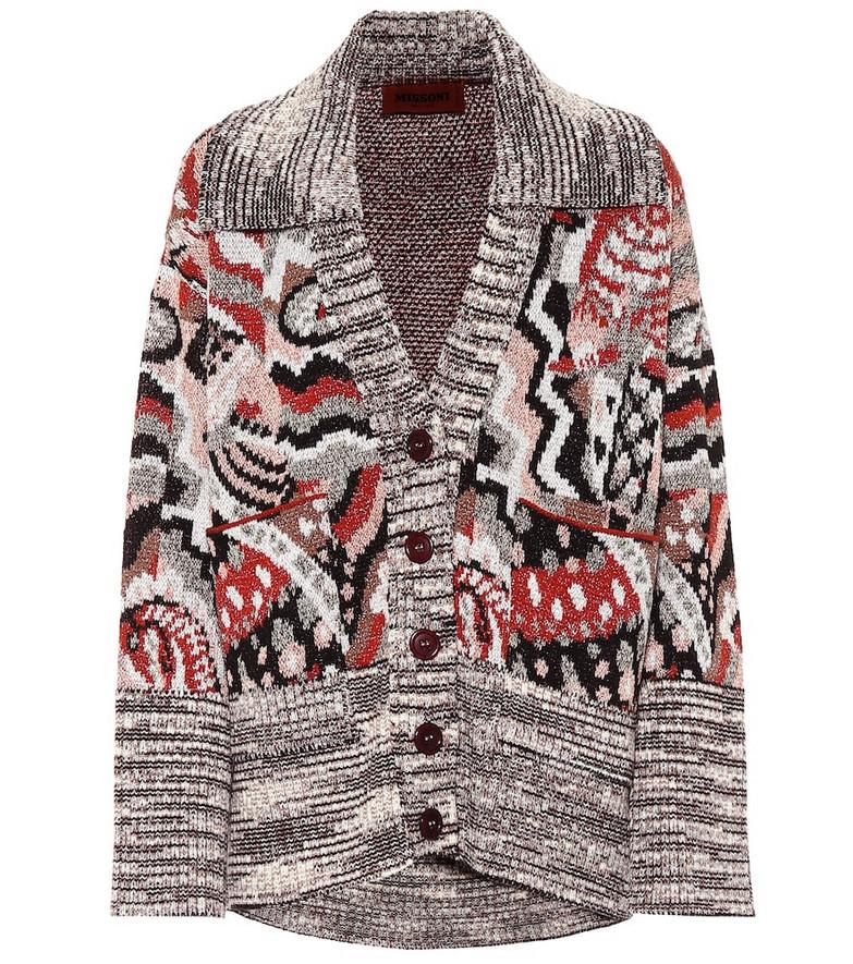 Missoni Wool-blend cardigan