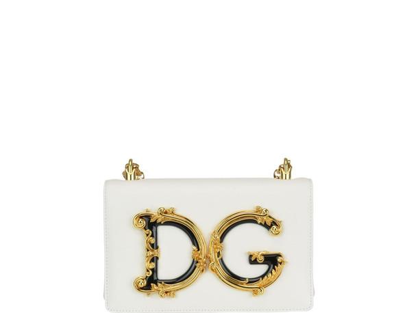 Dolce & Gabbana Dg Girls Bag in white