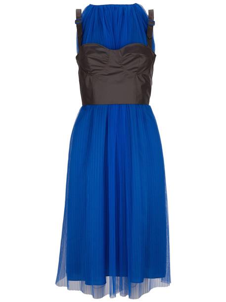 Maison Margiela Dress in blue