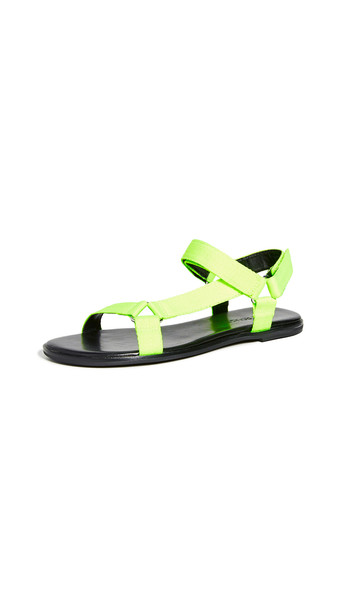 Villa Rouge Skylar Sandals in yellow