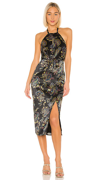 House of Harlow 1960 x REVOLVE Milo Dress in Black