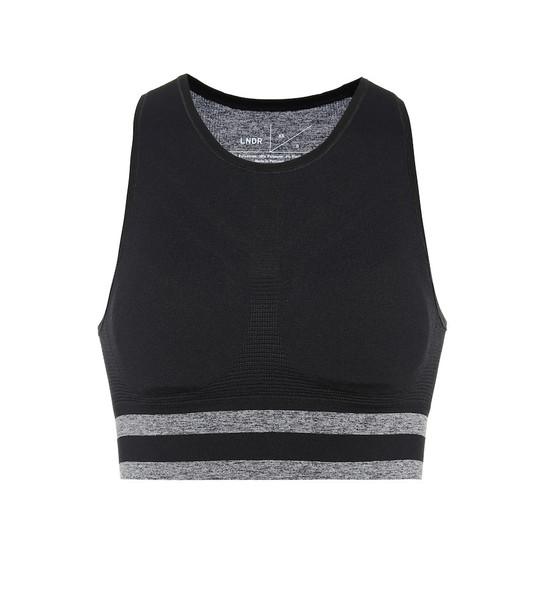 Lndr Shape sports bra in black