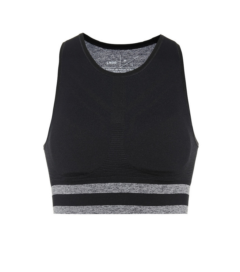Lndr Shape sports bra in black