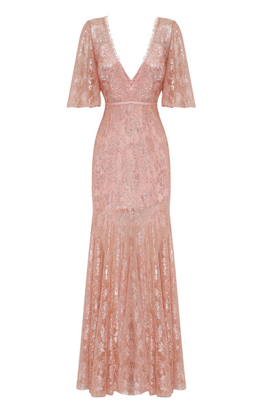 Alice McCall Be Mine Gown in pink