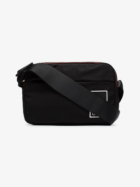 Ganni Black nylon crossbody bag